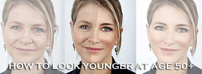 How to look younger at age 50 24 tips to look young again 24 tips for looking younger for seniors 50 ccuart Choice Image