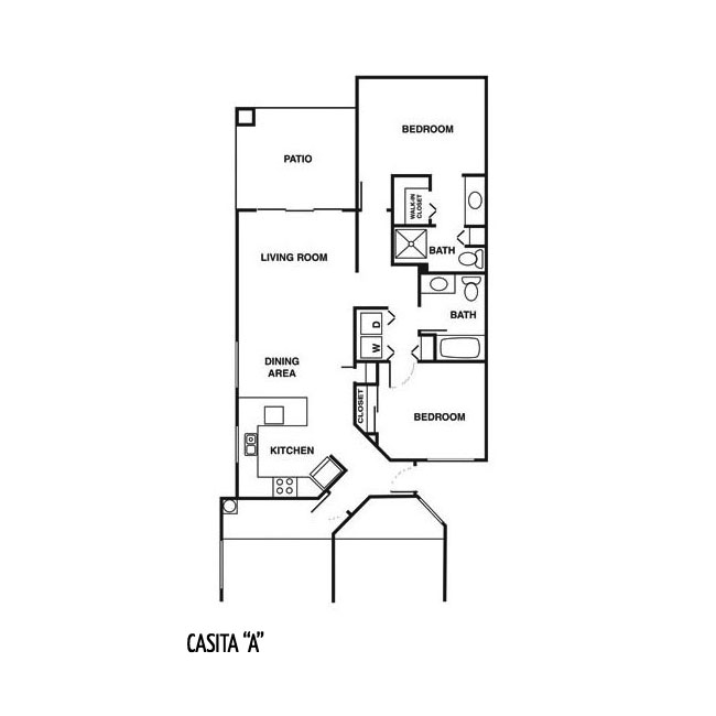 Floor Plans Desert Winds Retirement Community