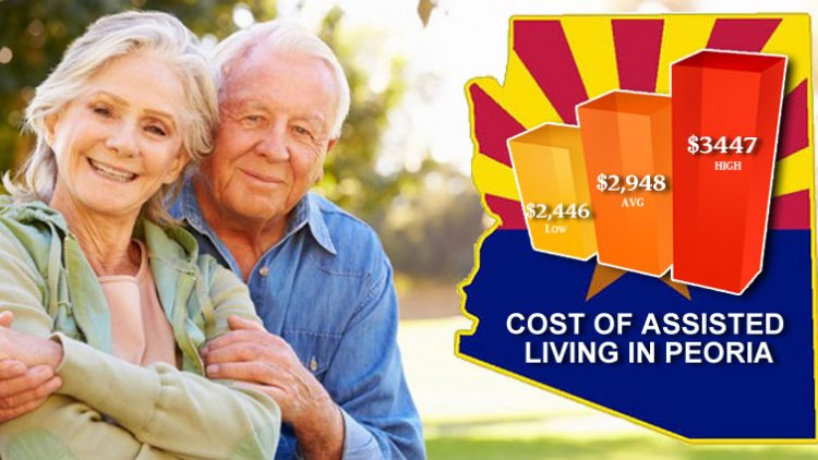 How Much Does Assisted Living Cost In Peoria Arizona