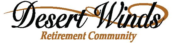 Desert Winds Retirement Community