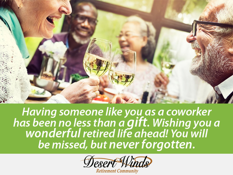 What to Write in a Retirement Card for Coworker